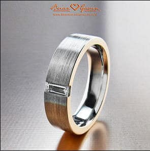 Vera Wang Love Collection Gents Wedding Bands Review