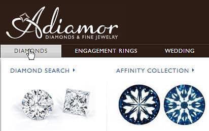Adiamor Affinity Diamonds