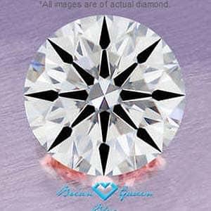 Brian Gavin Blue Diamond Pendant.