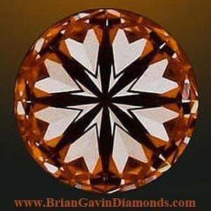 Brian Gavin Hearts and Arrows Diamond, AGS#104059545029