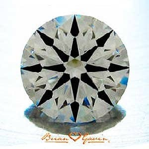 Contrast image of Brian Gavin Signature Diamond, AGS#104047809010