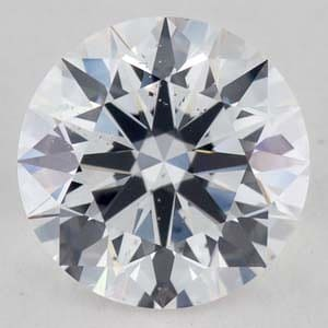 James Allen, 1.22 carat, F-color, VS-2, Round Brilliant Ideal Cut Diamond, GIA #1145818046