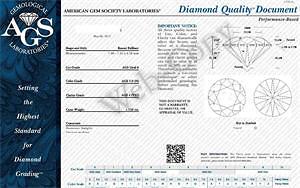 James Allen Ideal Cut Diamond, Sku #125571