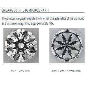 Blue Nile Signature Diamond #LD02542145