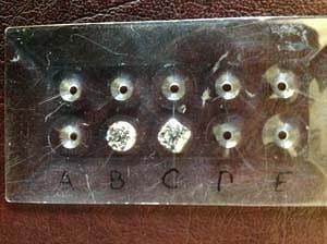 Brian Gavin Round and Cushion Cut Diamond Comparison