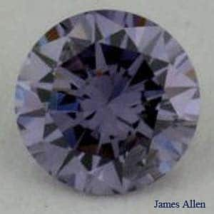 Fancy Gray Violet Diamond from James Allen