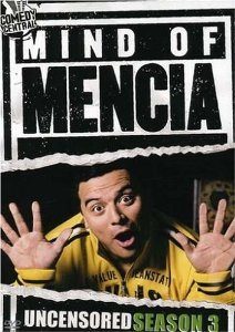 Carlos Mencia you must be Dee Dee Dee