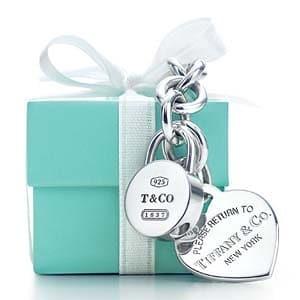 Tiffany Diamonds Blue Box