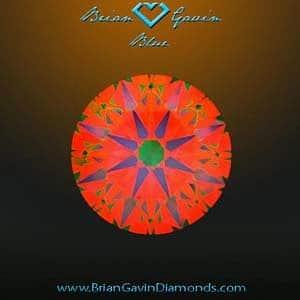 ASET image for Brian Gavin Blue diamond, AGSL 104050981014