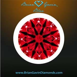 Ideal Scope image for Brian Gavin Blue Diamond, AGSL 104067973020