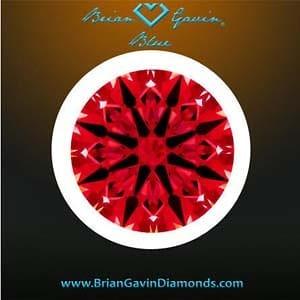 Ideal Scope image for Brian Gavin Blue Diamond, AGSL 104067973020