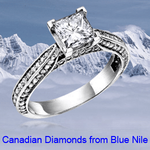 fine rings ring keir snowflake gold diamond collections products jewellery canadian