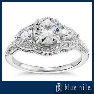 Blue Nile Enement Ring | Conflict Free Canadian Diamonds From Blue Nile