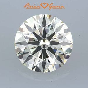 Best diamond engagement ring for 10k, Brian Gavin Cape, AGS 104088851002
