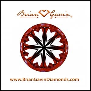 Best Diamond Engagement Ring, Brian Gavin Signature 104090213005