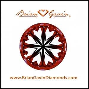 Best Diamond Engagement Ring, Brian Gavin Signature 104090213005