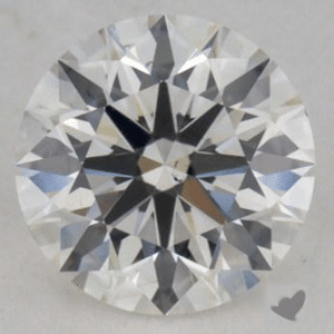 James Allen Round Diamond Review, GIA 6147976406