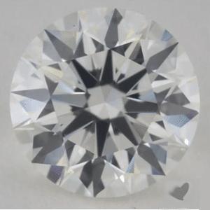 James Allen Round Diamond Reviews, GIA 2167412164