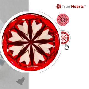 James Allen True Hearts Diamond Reviews, GIA 6157545423