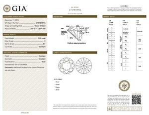 Ritani Diamond Reviews, GIA 6157818934-D-MFRRN6
