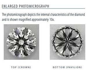 Blue Nile Diamond Reviews, Signature Round Diamond, GIA 216786099