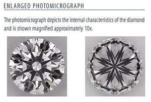 Blue Nile Signature round diamond reviews, GIA 5166527451