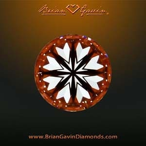 Brian Gavin Reviews Hearts and Arrows Diamonds, AGSL 104062572002