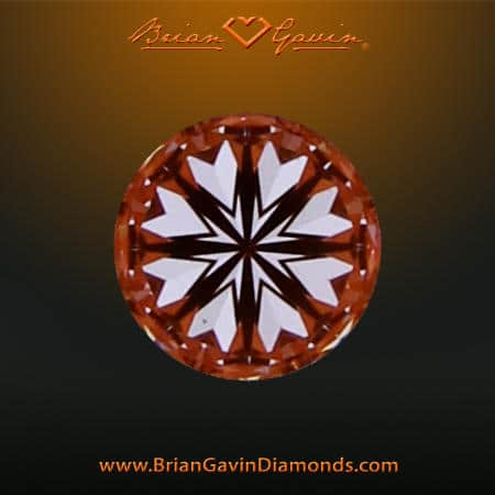 How optical symmetry affects the visual performance of diamonds, Brian Gavin 104067973011