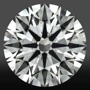 Using diamond clarity photographs to judge contrast brilliance in diamonds