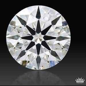 Whiteflash ACA Diamond Reviews, Clarity Photograph, AGS 104064815038