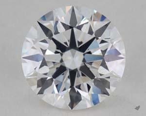 James Allen round diamond reviews, 41 degree pavilion angle, GIA 2167617663
