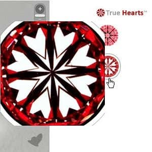 James Allen True Hearts Diamonds reviews 104053959041