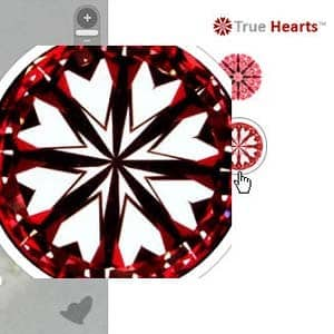 James Allen True Hearts Diamonds Reviews, AGSL 104054434123