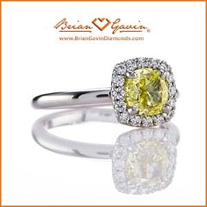 Diamond grading tutorials how to buy natural fancy colored diamonds from Brian Gavin