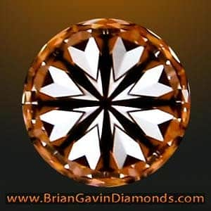 GIA Excellent vs AGS Ideal graded diamonds, which present the best value? Brian Gavin diamond reviews, AGSL 104051366003