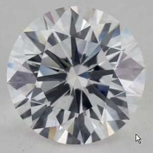 James Allen round ideal diamond reviews, GIA 17158559
