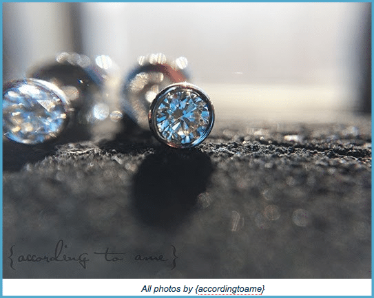 fa76ac299 Diamond Stud Earrings review Brian Gavin Diamonds