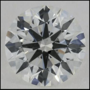 Twinning Wisps Diamond Inclusions.