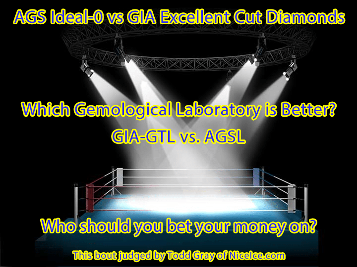 Gia Excellent Versus Ags Ideal 0 Cut Which Diamond