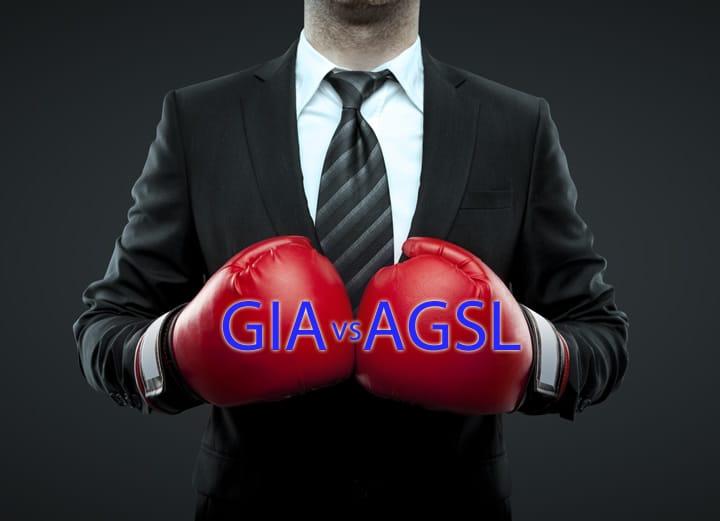 AGS vs GIA Laboratory.