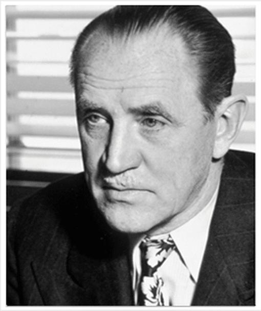 Robert M. Shipley, Founder GIA.