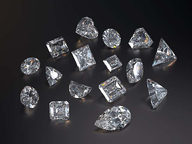 How Does Diamond Shape Affect Price