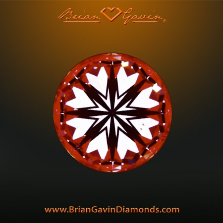 Brian Gavin Signature Diamond Hearts Pattern.