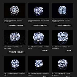 Leon Mege antique cushion diamond reviews