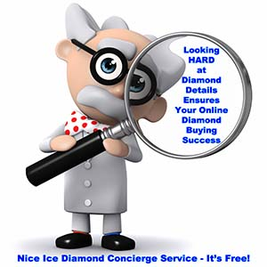 Todd Gray, the mad scientist of diamond cut quality, nice ice diamond concierge service
