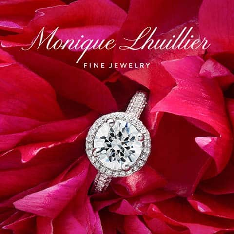 Blue Nile Win Monique Lhuillier Engagement Ring Sweepstakes June through September 2016