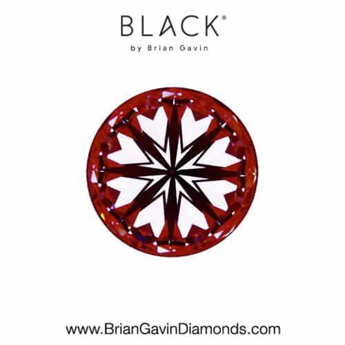 Black by Brian Gavin Diamond Reviews