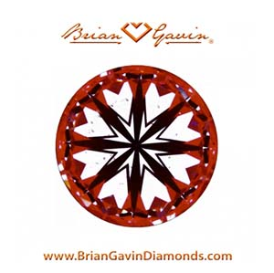 How to pick diamonds for 3 stone ring, Brian Gavin AGSL 104081959008