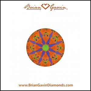 2 carat diamond ring, Brian Gavin reviews, AGSL 104087779002 ASET