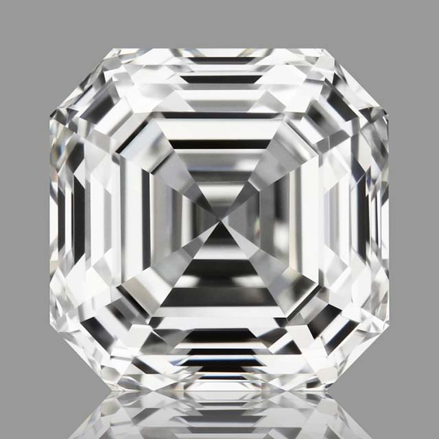 Asscher Cut Diamond Buying Guide (hypnotic stunning beauty)